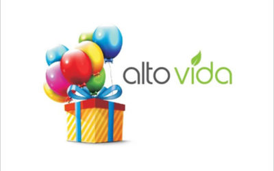 Alto Vida celebrates fifth birthday!